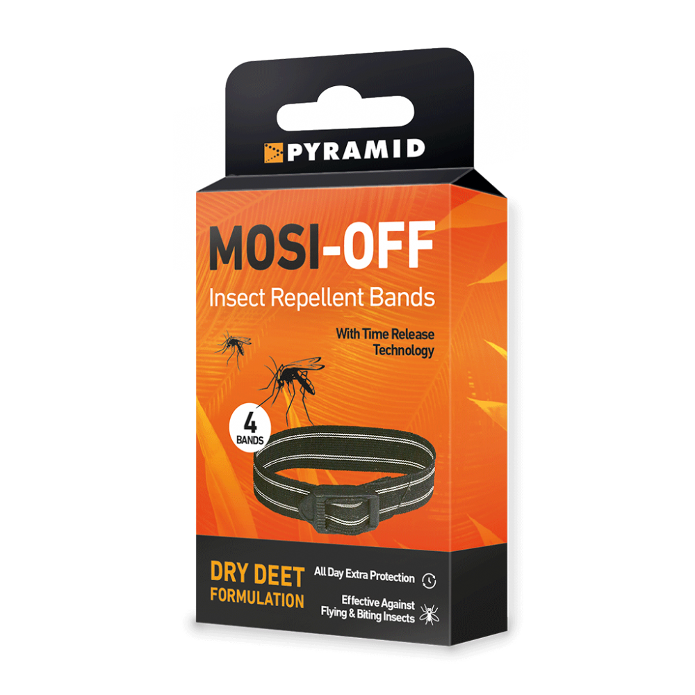 Mosi-Off Bands - DEET Mosquito Bands|Mosquito Repellent